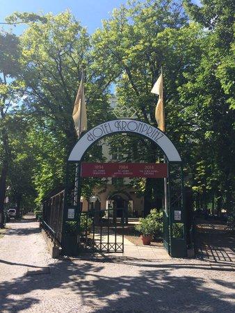 Novum Hotel Kronprinz Berlin: Entrance