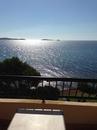 Sol Beach House Ibiza : Morning view