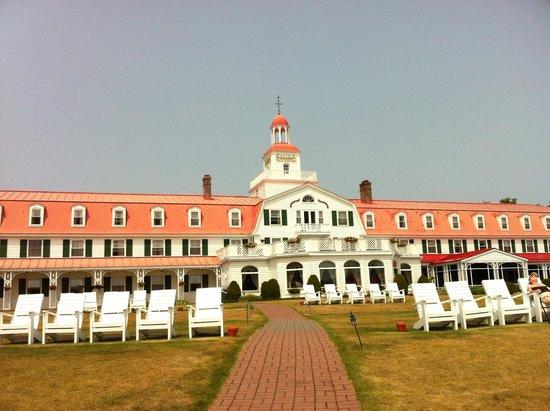 Hotel Tadoussac : L'hôtel