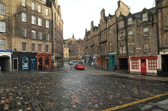 Edinburgh Old Town: Old Town Edinburgh