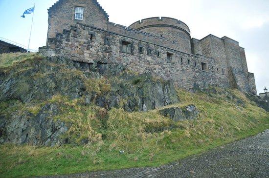 Edinburgh Old Town: Edinburgh Castle