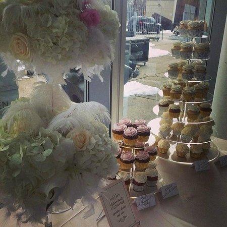 Kelly's Bake Shoppe: Weddings! (Gluten-Free and Vegan)