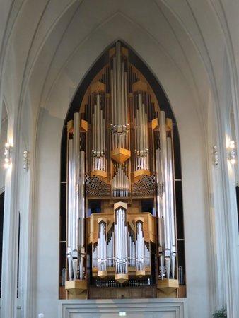 Église d'Hallgrimur (Hallgrimskirkja) : Hallgrímskirkja 2