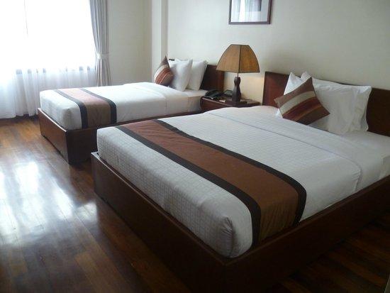 Saem Siemreap Hotel: Room