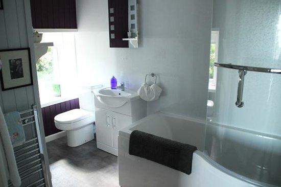 Glebe Country House Tarbet: Bathroom