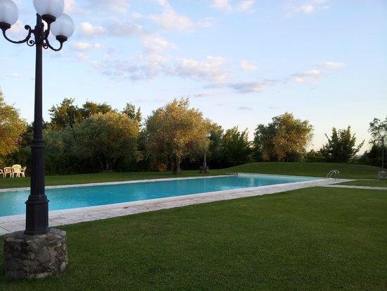 Borgo Casato : La grande piscina