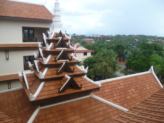 Saem Siemreap Hotel: View of the hotel