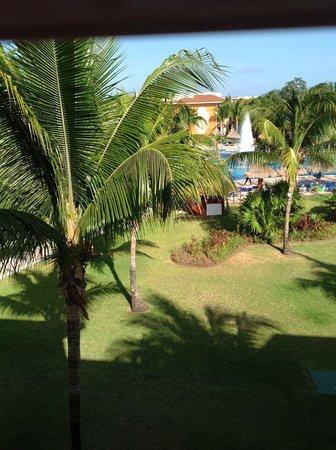 Grand Bahia Principe Coba : View from our room