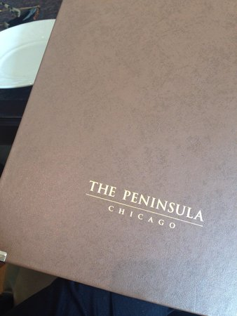 The Peninsula Chicago: Breakfast