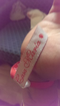 Casa Maria Apartments : still wearing my wristband lol absolutly loved this place sooooo going bk asap ive been ibiza fo