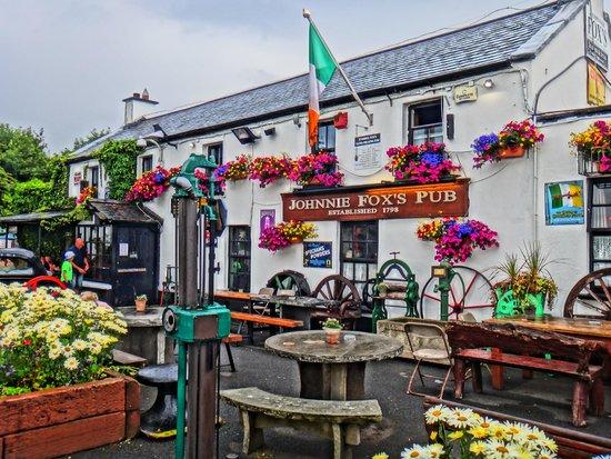 Johnnie Fox's Pub Glencullen Ireland