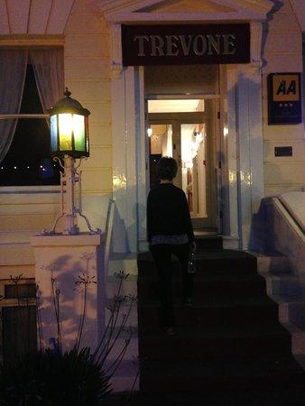 Trevone Hotel: ingresso dell'hotel