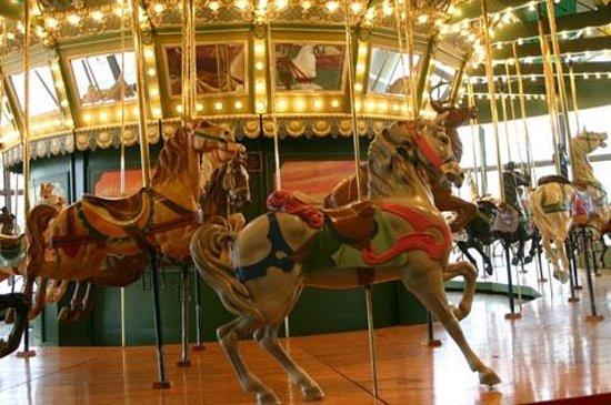 St. Louis Carousel at Faust Park: St. Louis Carousel
