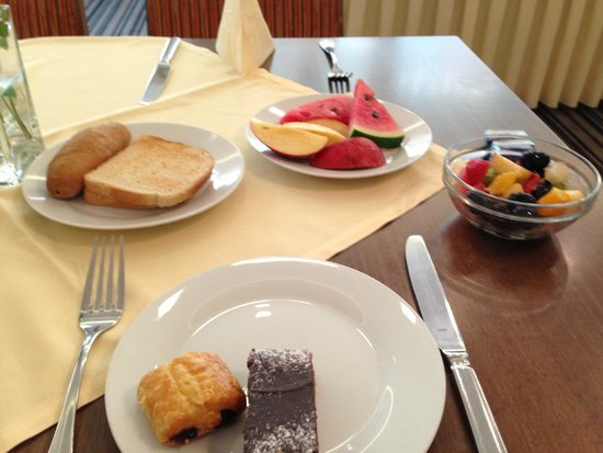 Olsanka: Premium breakfast selection, very tasty :-)