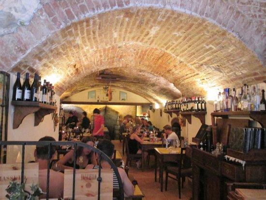 La Taverna di San Giuseppe: Great setting