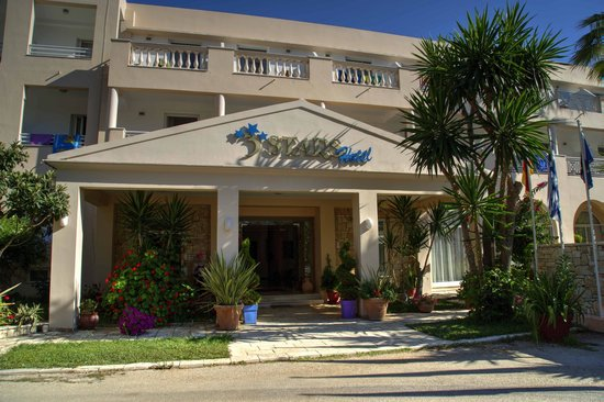 Three Stars Hotel Village: hotel