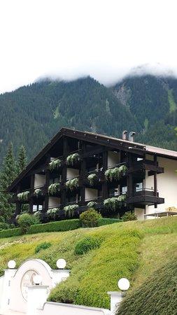 Hotel Pfeifer : vue de l'hôtel