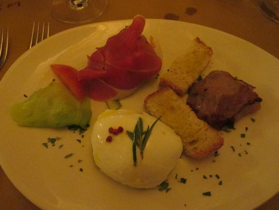 La Taverna di San Giuseppe: Trio of figs... SO much better than it sounds!!!