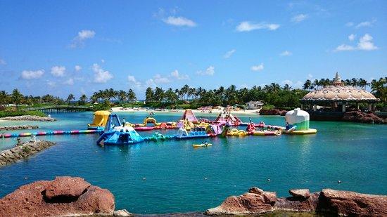 The Cove Atlantis, Autograph Collection : Nouvelle attraction pour enfant top ! (et gratuit ;))