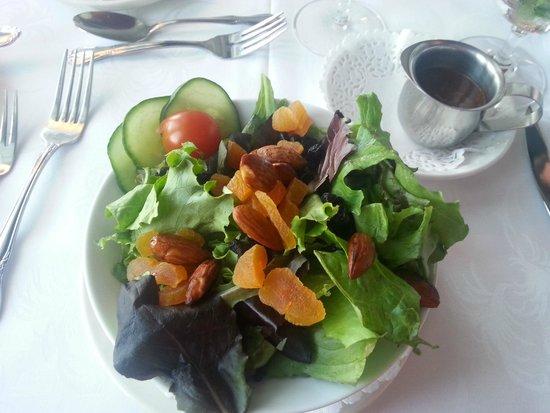 Restaurant La Normandie: Salade