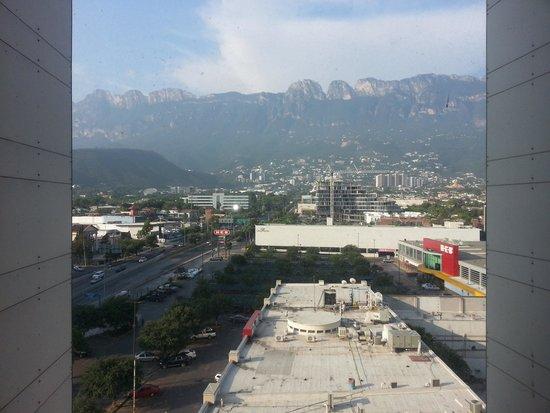 NH Collection Monterrey: vista del hotel