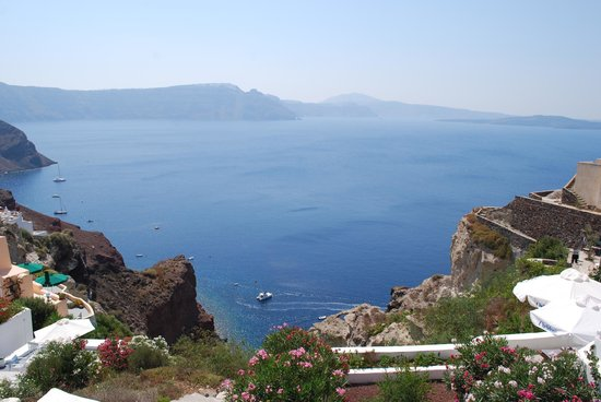 Chelidonia Villas : View from Captain's Suite Terrace