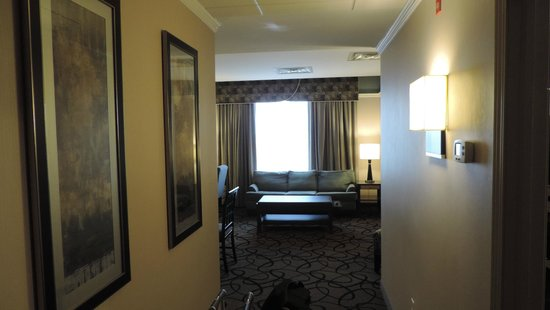 Hampton Inn & Suites Buffalo Downtown: Zimmer