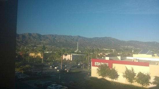 Extended Stay America - Los Angeles - Burbank Airport: View from my 4th floor room