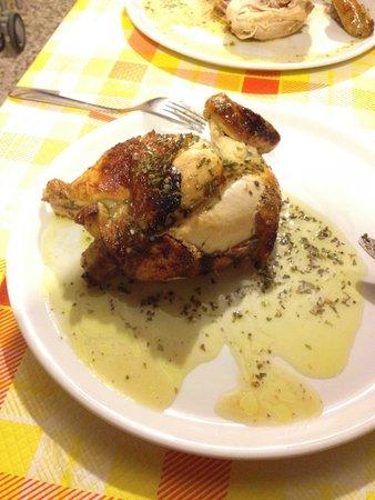 Ciccio's : mezzo pollo!!! Ottimo