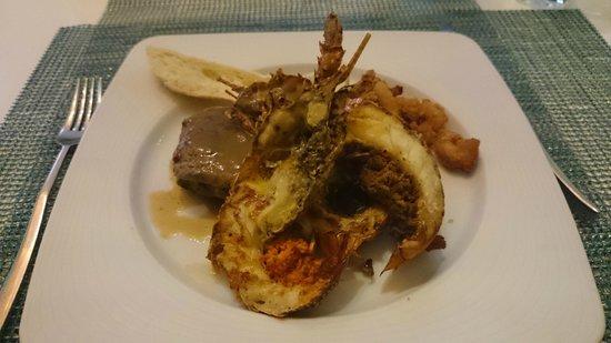 Memories Splash Punta Cana: Under the sea restaurant