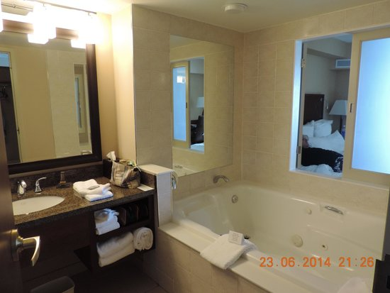 Niagara Falls Marriott Fallsview Hotel & Spa: Bathroom