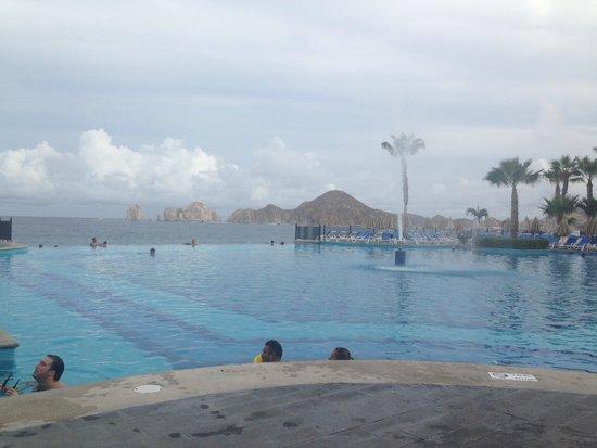 Hotel Riu Santa Fe : Beautiful Pool/ Ocean View