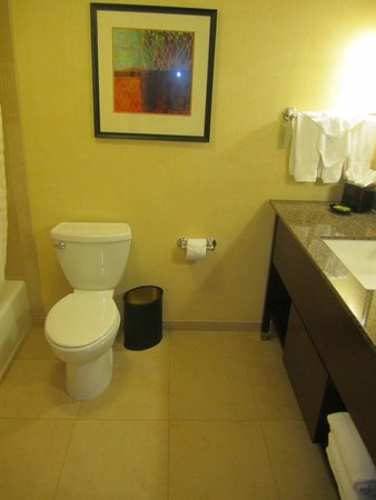 Embassy Suites by Hilton Anchorage: bathroom