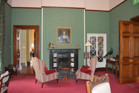 Cahernane House: Bibliotheek