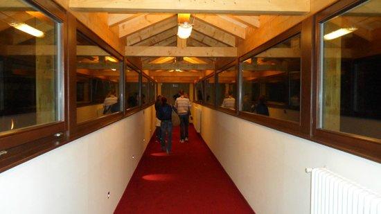 Family Hotel Belvedere: collegamento dei due alberghi