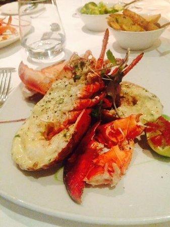 Caviar & Bull: lobster
