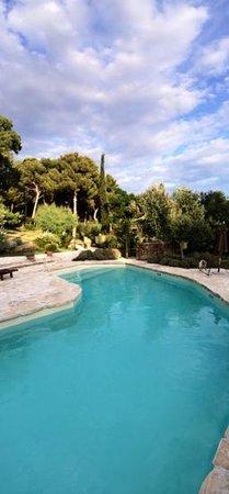 Relais Poggio Ai Santi: Pool...