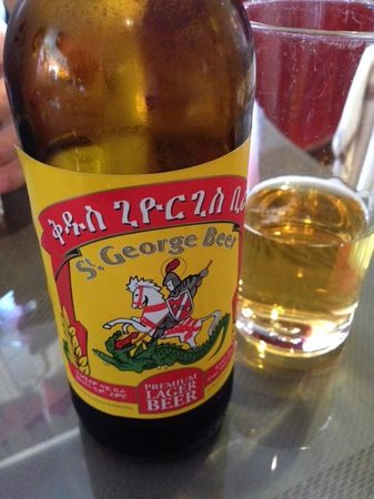 habesha restaurant and bar : Ethiopian Beer