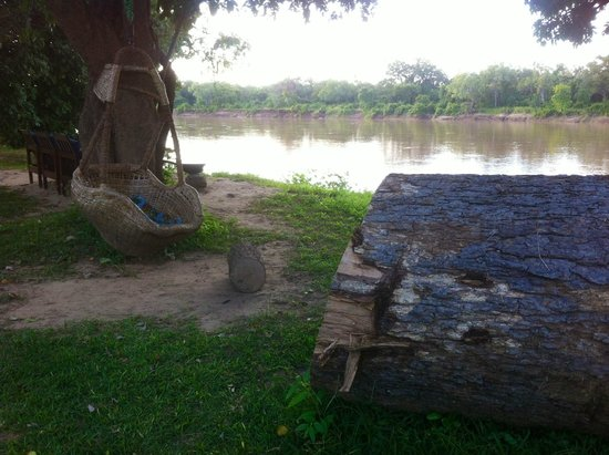 Marula Lodge: South Luangwa river