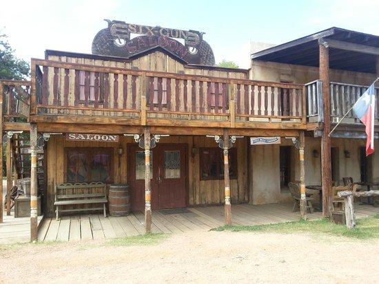 Enchanted Springs Ranch: Saloon