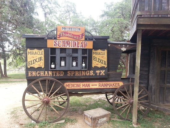 Enchanted Springs Ranch: Medicine Man