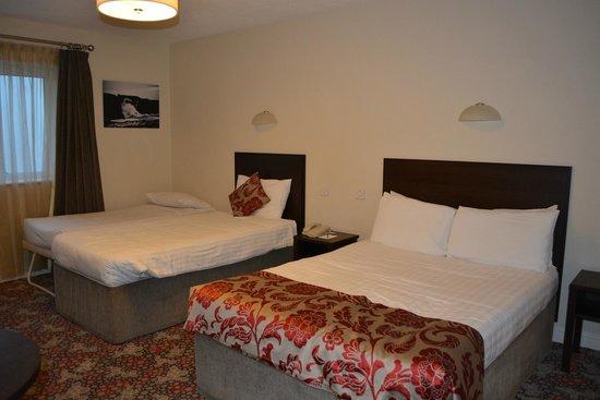 Armada Hotel : Kamer