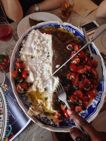 Sam's Kitchen: Plaice in the place.