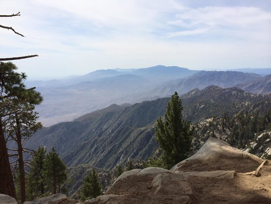 Palm Springs Aerial Tramway: Breathtaking views !!!