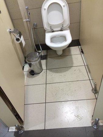 Bakkah ARAC Hotel: Lobby's bathrooms were so dirty
