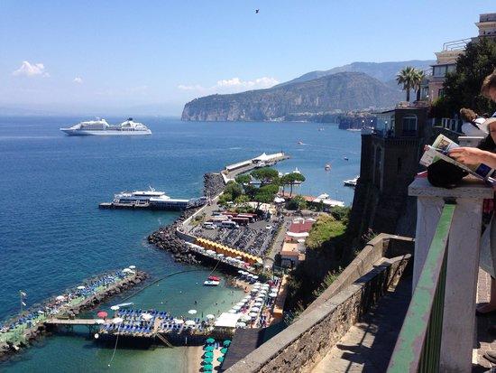 Maison La Minervetta: View
