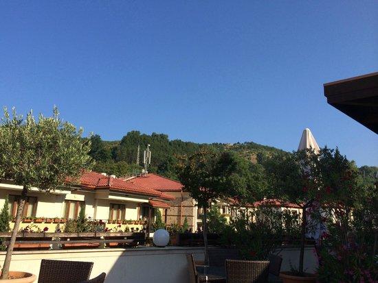 Pirin Park Hotel: Mediteranian restaurant