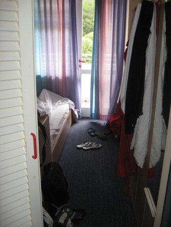Mediteran Residence: camera e tende