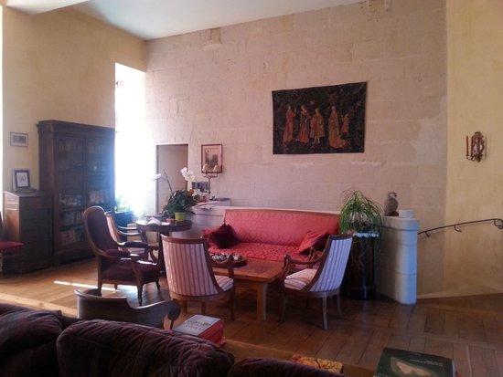 Chateau de la Motte : Lounge