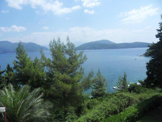 Precise Club Hotel Riviera Montenegro : Vue de la chambre